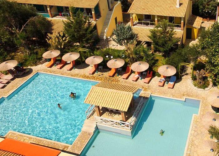 Ξενοδοχείο Villagio Maistro στην Λευκάδα. Προσφορές διαμονής για το Καλοκαίρι του 2021